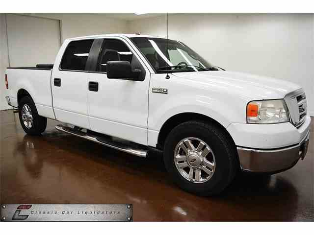 2008 Ford F150 | 1034000