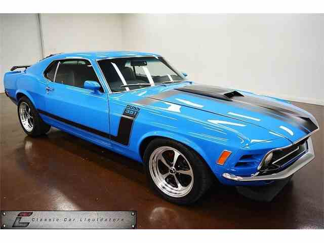 1970 Ford Mustang | 1034001