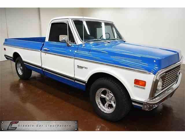 1972 Chevrolet C/K 10 | 1034003