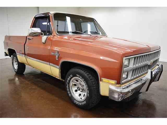 1982 Chevrolet C/K 10 | 1034007