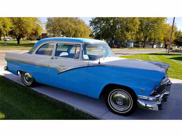 Picture of '56 Ford Fairlane located in NEBRASKA Offered by a Private Seller - M5US