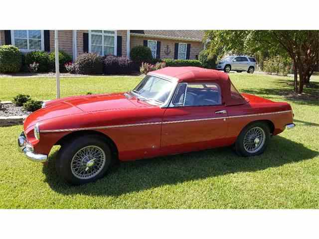 1963 MG MGB | 1034024