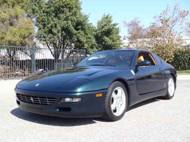 1995 Ferrari 456 | 1034025