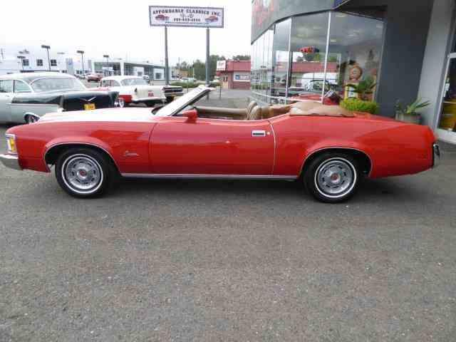 1973 Mercury Cougar XR7 | 1034028