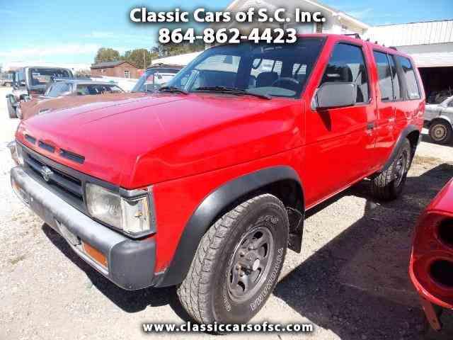 1994 Nissan Pathfinder | 1034045