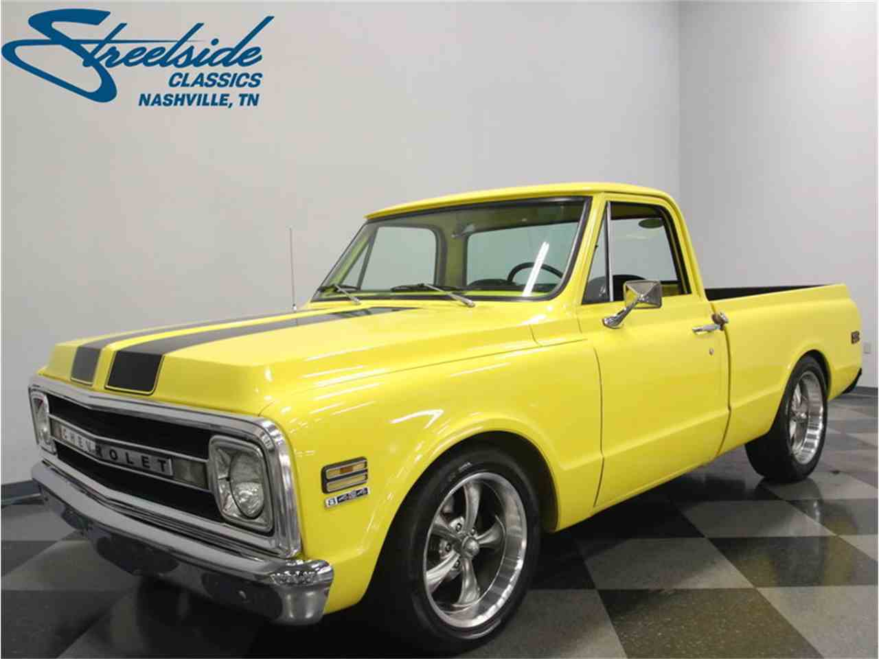 All Chevy 1969 chevrolet c10 for sale : 1969 Chevrolet C10 for Sale | ClassicCars.com | CC-1034050