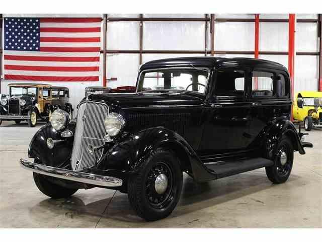 1934 Plymouth Sedan Six | 1034054