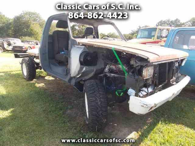 1985 Chevrolet C/K 10 | 1034059