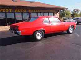 1971 Chevrolet Nova for Sale - CC-1034066