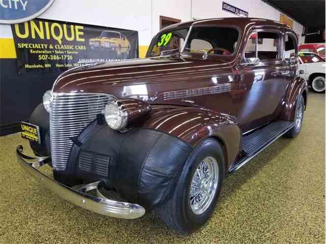 1939 Chevrolet Master Deluxe 2dr Street Rod | 1034067
