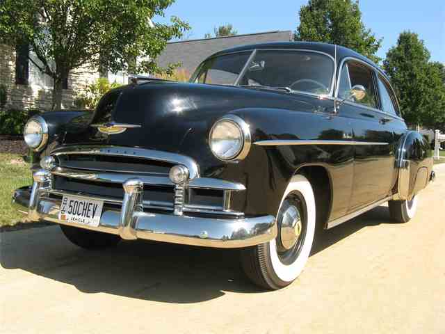 Picture of Classic 1950 Chevrolet Styleline Deluxe Offered by Affordable Classics Motorcars LLC - M32F