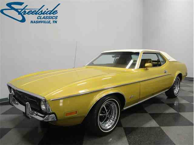 1972 Ford Mustang | 1034071