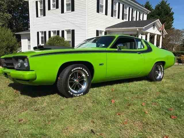1973 Plymouth Satellite | 1034077