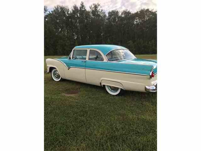 1955 Ford Fairlane 2 Door Post | 1034102