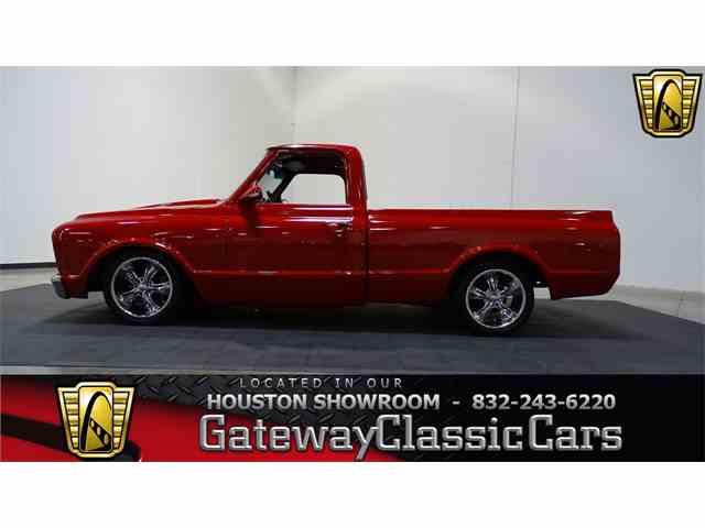 1968 Chevrolet C/K 10 | 1034106