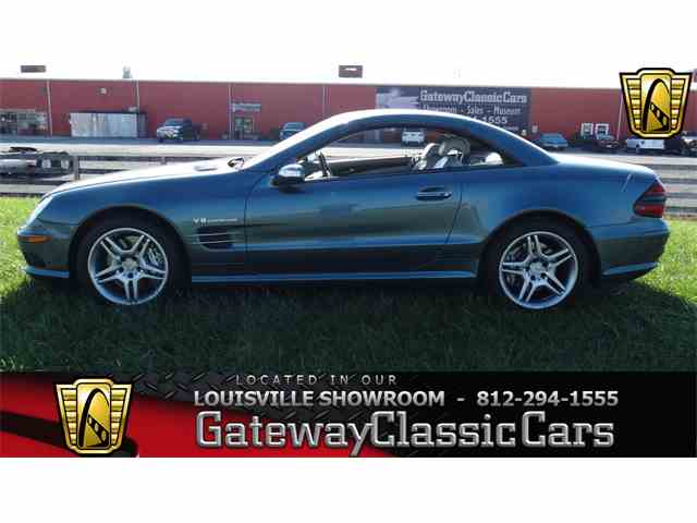 2004 Mercedes-Benz SL55 | 1034107