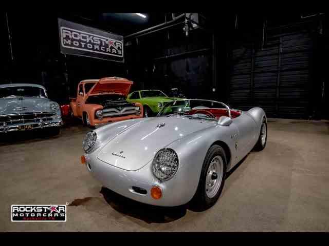 1957 Porsche Spyder   1034133