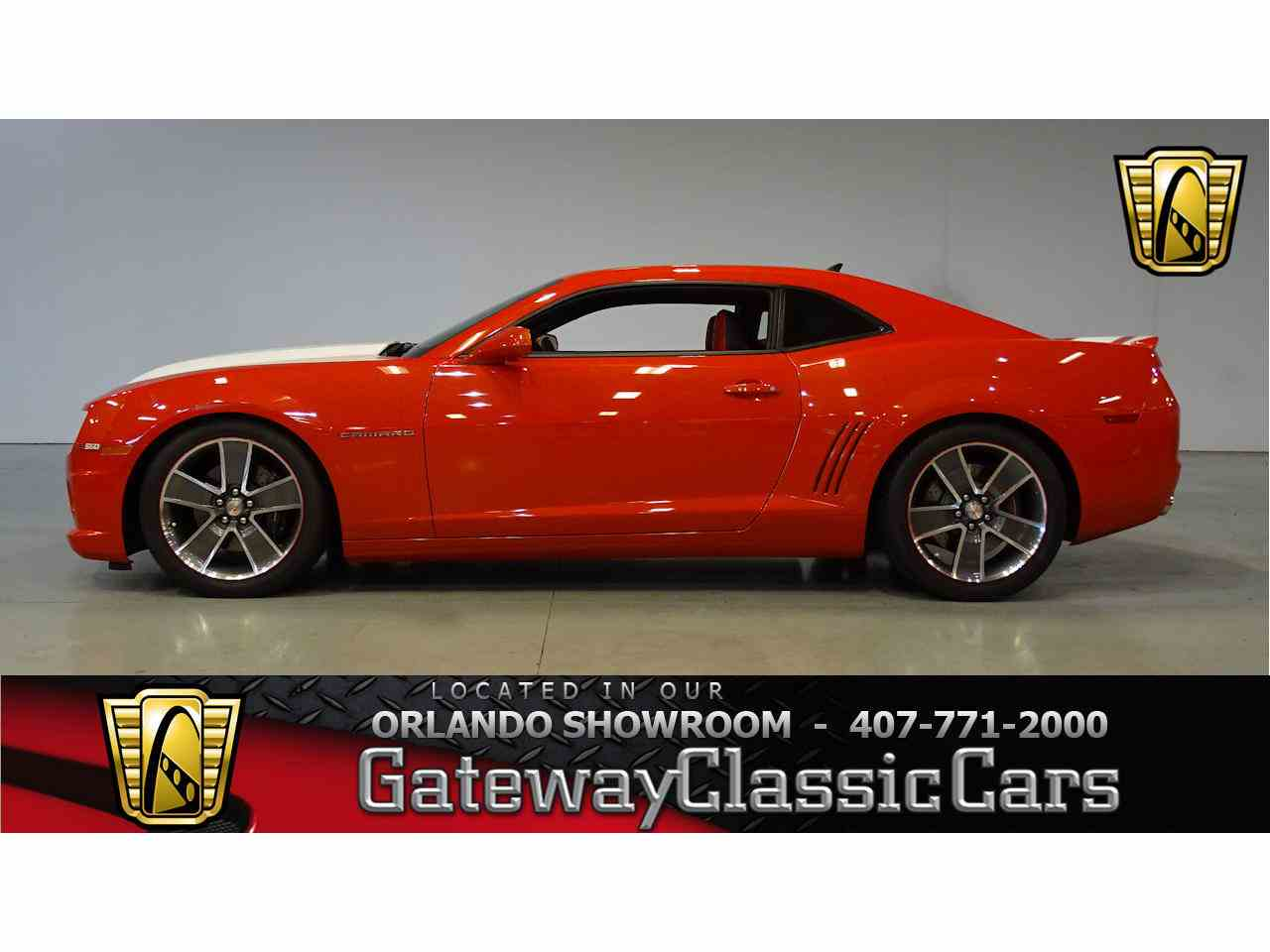 2010 Chevrolet Camaro for Sale - CC-1034137