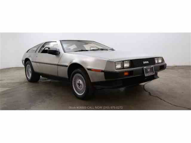 1981 DeLorean DMC-12 | 1034138