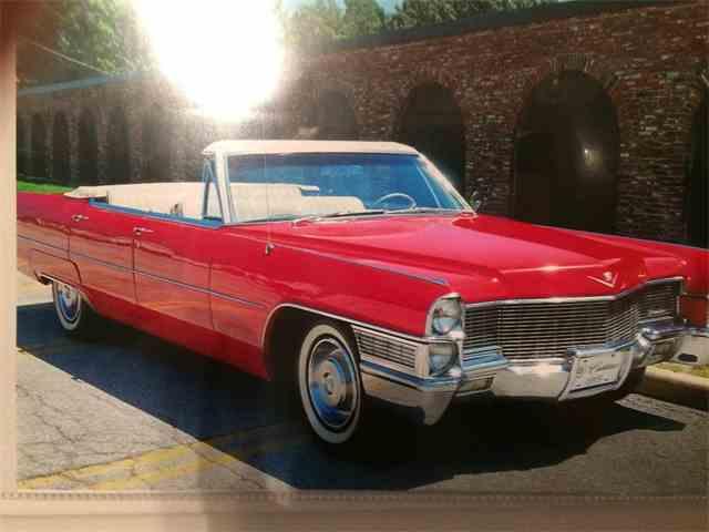 1965 Cadillac Convertible | 1030414