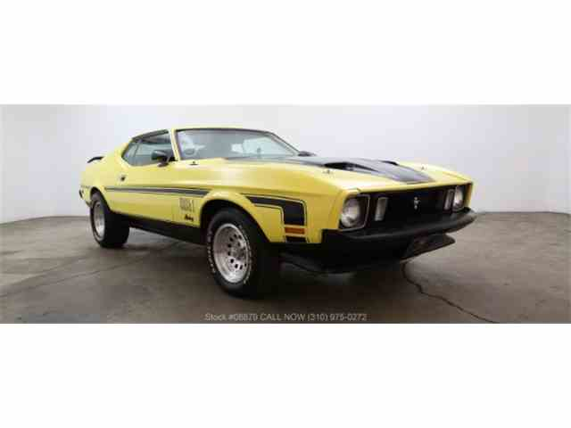 1973 Ford Mustang Mach 1 | 1034143