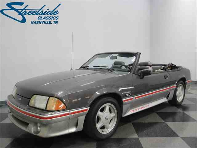1992 Ford Mustang GT | 1034149