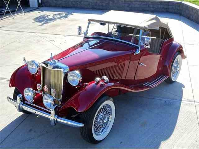 1952 MG TD | 1034150