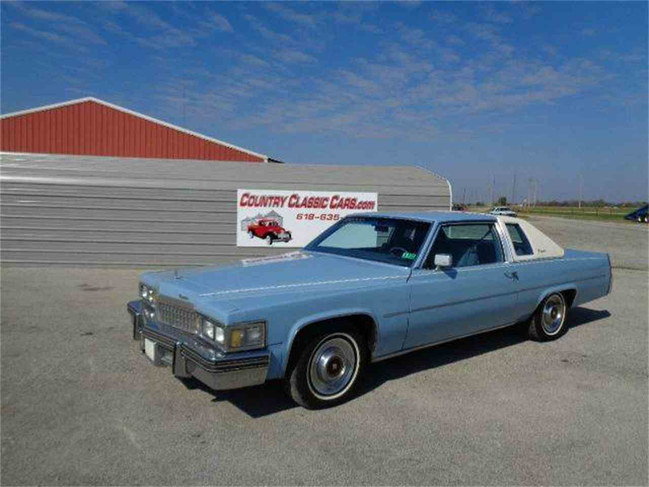 Large Picture of 1977 Coupe DeVille located in Illinois - $6,950.00 - M5YW