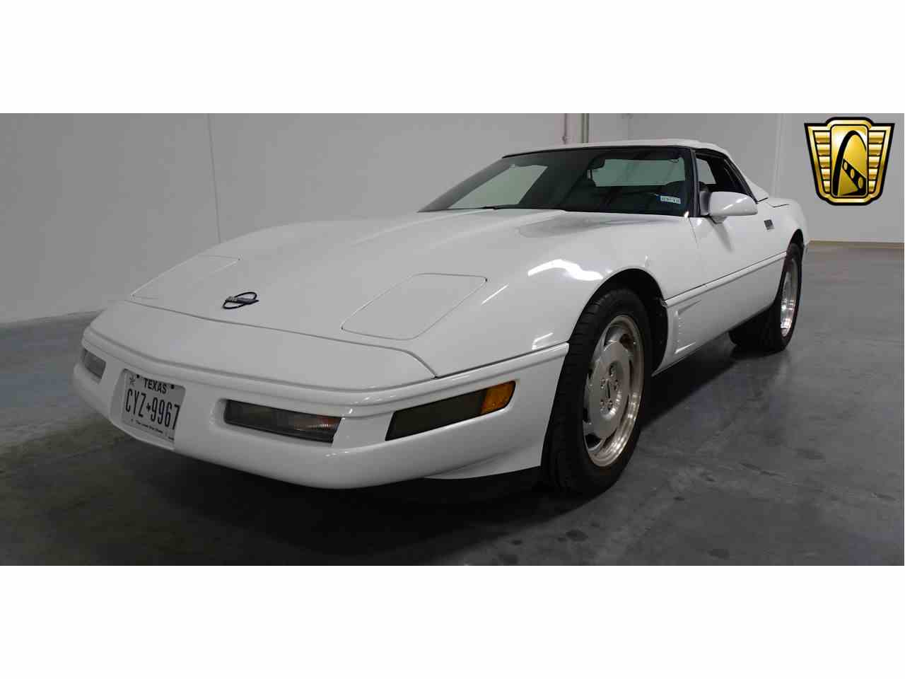 Large Picture of '96 Corvette - M5YX