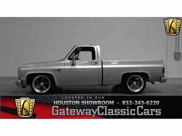 1986 Chevrolet C10 | 1034170