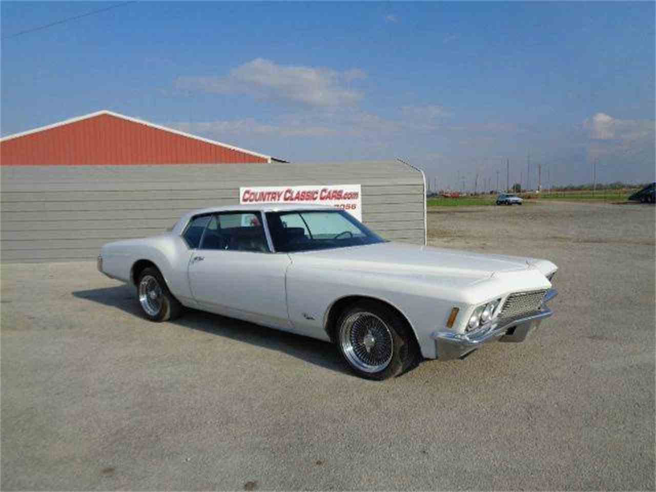 1971 Buick Riviera for Sale - CC-1034172
