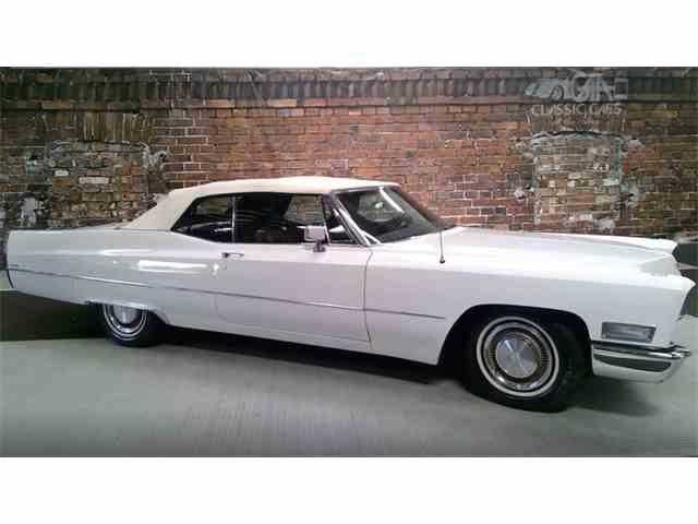 1968 Cadillac DeVille | 1034196