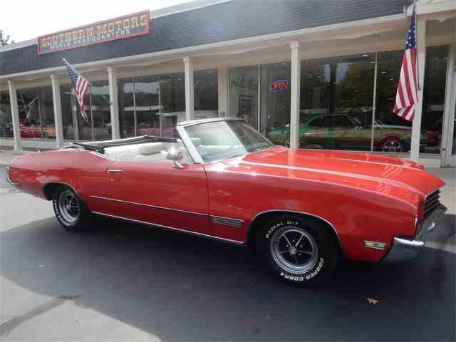 1971 Buick Skylark | 1030420