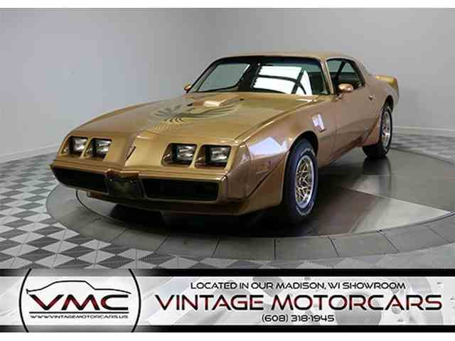 Picture of '81 Firebird - M5ZS