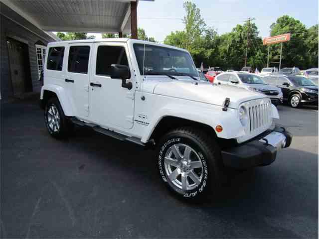 2017 Jeep Wrangler | 1034204
