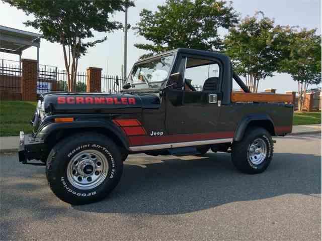 1983 Jeep CJ8 Scrambler | 1034209