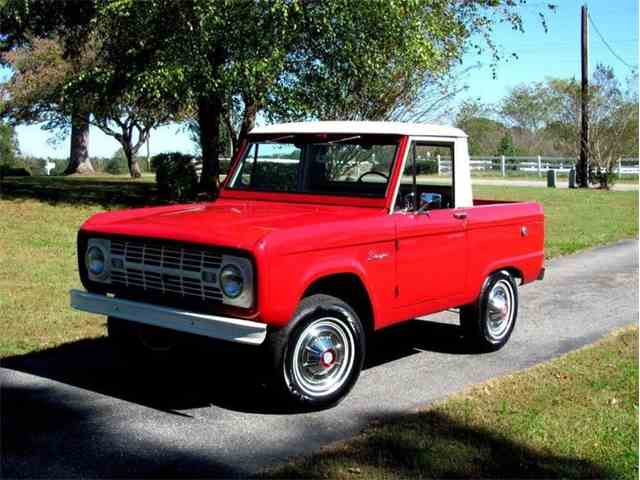 1966 to 1977 ford bronco for sale on 117 available page 2. Black Bedroom Furniture Sets. Home Design Ideas