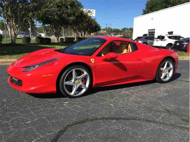 2013 Ferrari 458 | 1034218