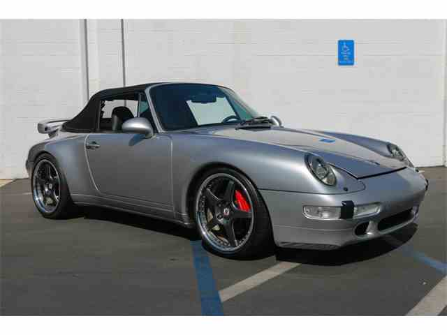 1997 Porsche 911   1034222