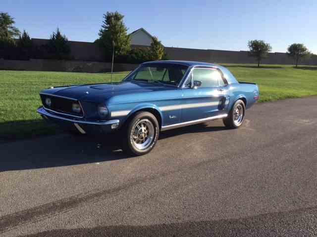1968 Ford Mustang GT/CS (California Special) | 1030423