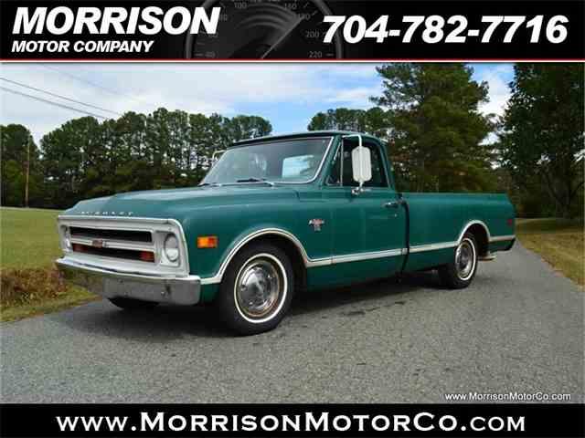 1968 Chevrolet C10 | 1034231
