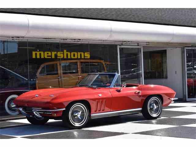 1966 Chevrolet Corvette | 1034240