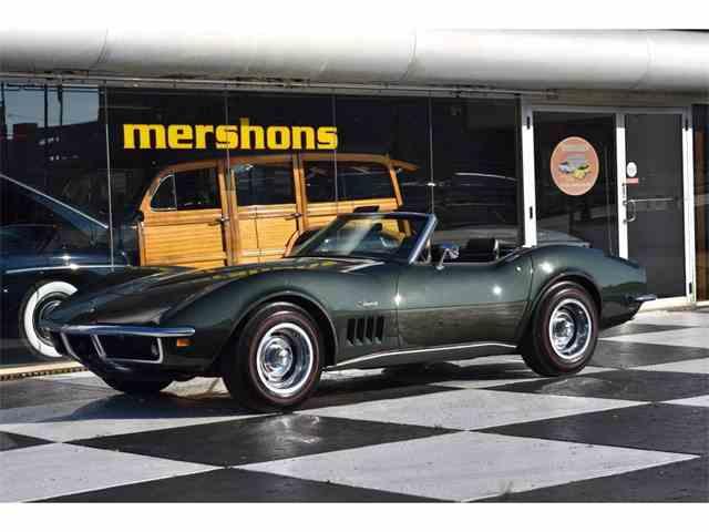 1969 Chevrolet Corvette | 1034244