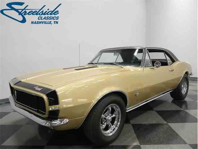 1967 Chevrolet Camaro | 1034245