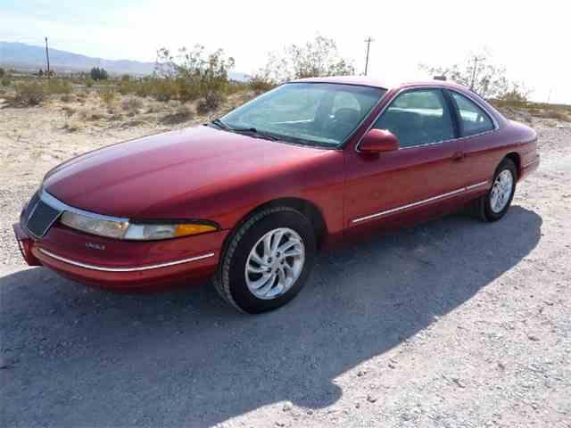 1996 Lincoln Mark VIII | 1034248