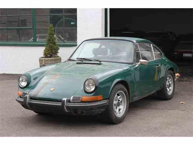 1970 Porsche 911E | 1030425