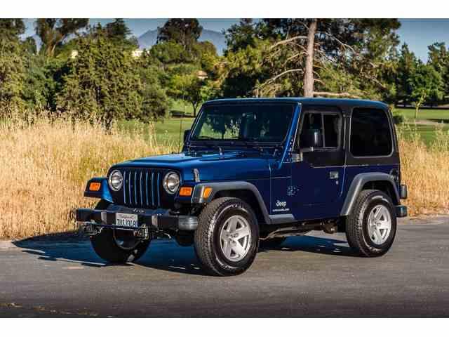 2003 Jeep Wrangler   1034255
