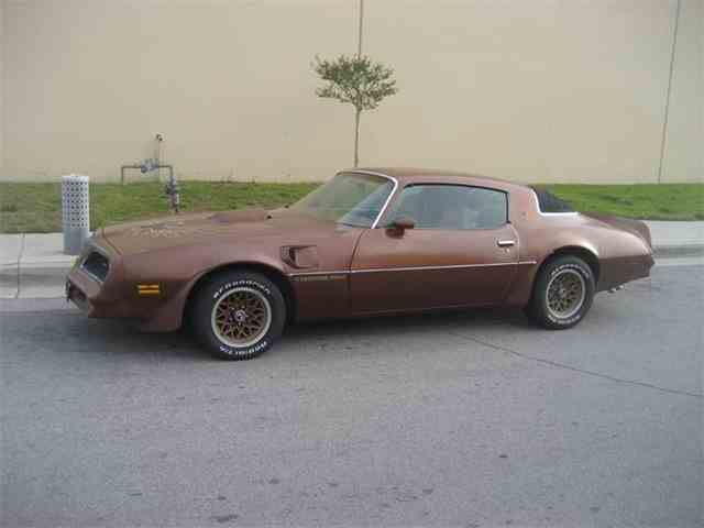 1978 Pontiac Firebird Trans Am | 1034260