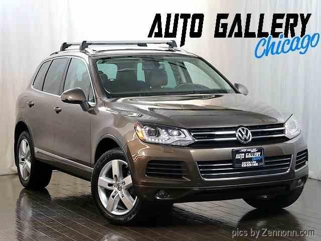 2014 Volkswagen Touareg | 1034261
