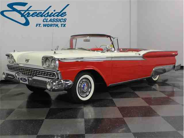 1959 Ford Galaxie Skyliner | 1034266
